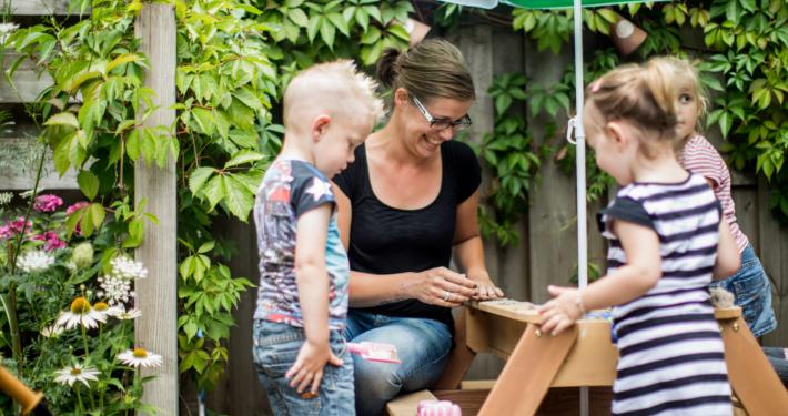 Thuiscrèche Kleinehandjes Melanie Lammers
