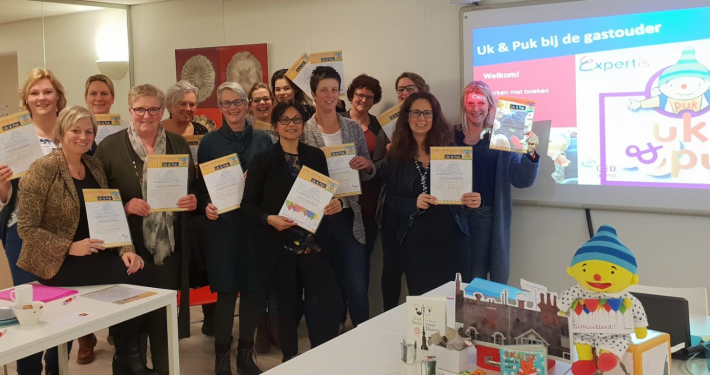 VVE cursus Uk & Puk Thuiscrèches