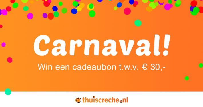 Carnaval winactie
