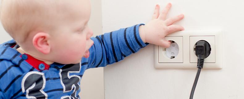 hoe maak ik mijn huis veilig voor kinderen