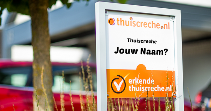Nieuwe Thuiscrèche gezocht in Deventer
