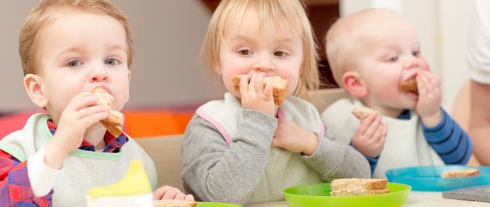 Gezonde voeding voor je kind