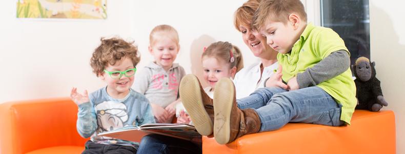 kind 4 jaar Voorlezen aan jonge kinderen van 0 4 jaar: hoe doe je dat  kind 4 jaar